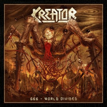 Testi 666 - World Divided