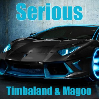 Serious - cover art