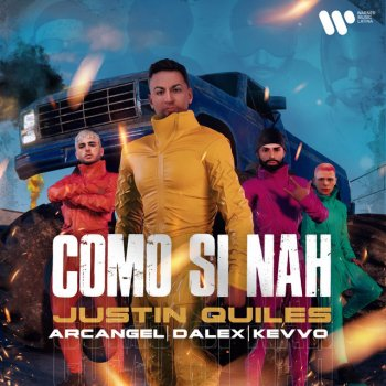 Testi Como Si Nah (feat. KEVVO) - Single