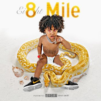 Ei8ht Mile (feat. Aitch) by DigDaT - cover art