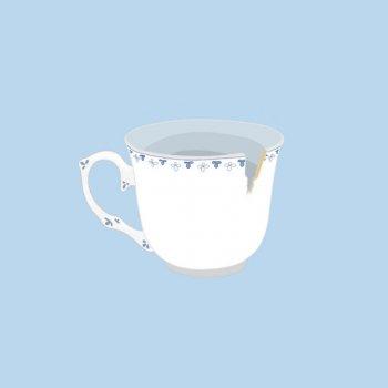 porcelain                                                     by mxmtoon – cover art