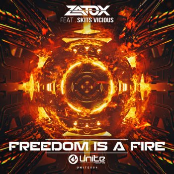 Testi Freedom Is a Fire (feat. Skits Vicious) - Single