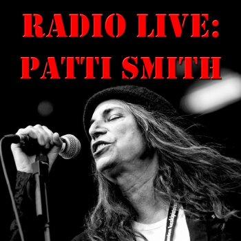 Testi Radio Live: Patti Smith