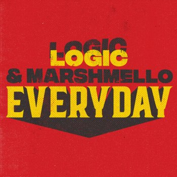 Everyday by Logic feat. Marshmello - cover art
