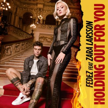 Testi Holding out for You (feat. Zara Larsson)
