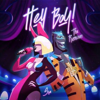 Testi Hey Boy (The Remixes) - EP