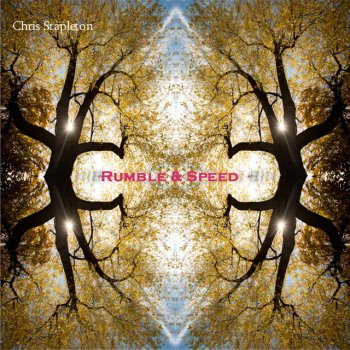 Rumble & Speed                                                     by Chris Stapleton – cover art