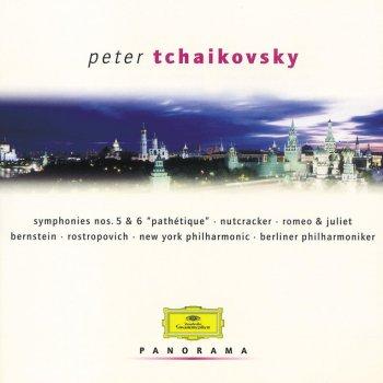 Pyotr Ilyich Tchaikovsky feat. New York Philharmonic & Leonard ...