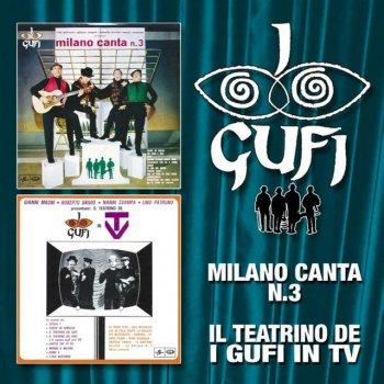 """Testi Milano Canta N. 3 / Il Teatrino De """"I Gufi"""" In TV"""