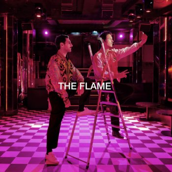 Testi THE FLAME - Single