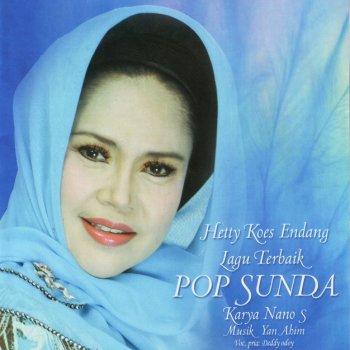 I testi delle canzoni dell'album Lagu Terbaik Pop Sunda di Hetty
