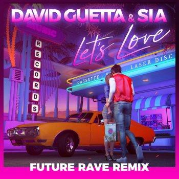 Testi Let's Love (David Guetta & MORTEN Future Rave Remix) - Single