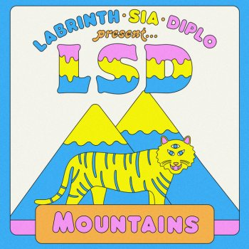 Mountains - cover art