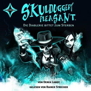 Testi Skulduggery Pleasant - Die Diablerie bittet zum Sterben (Folge 3)