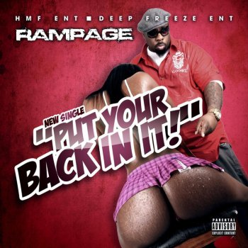 Testi Put Your Back In It - Single