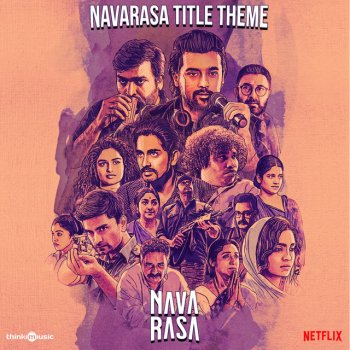 "Testi Navarasa Title Theme (From ""Navarasa"") - Single"