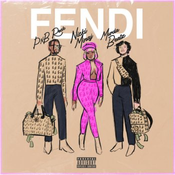 Testi Fendi (feat. Nicki Minaj & Murda Beatz) - Single