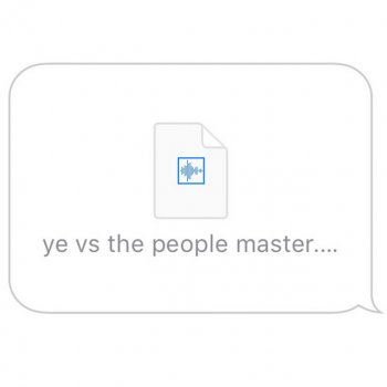 Testi Ye Vs The People