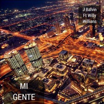 Testi Mi Gente (feat. Willy Willians)