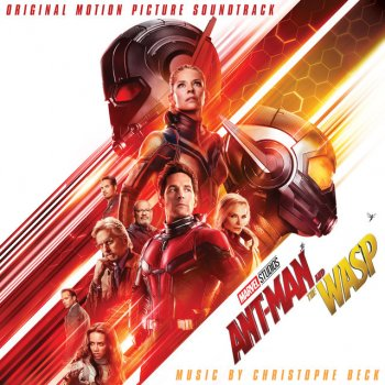 Testi Ant-Man and the Wasp (Original Motion Picture Soundtrack)
