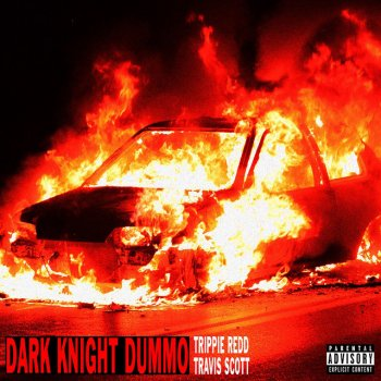Dark Knight Dummo by Trippie Redd feat. Travis Scott - cover art