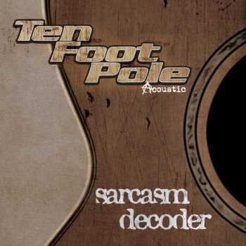 Sarcasm Decoder (Acoustic) - Single - cover art