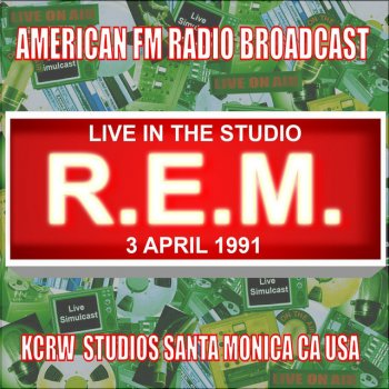 Testi Live in the Studio - KCRW Studios 1991