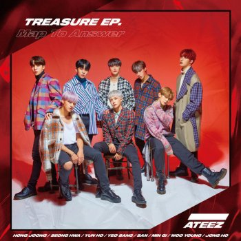 Testi Treasure EP. Map to Answer