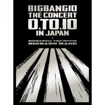 Testi BIGBANG10 THE CONCERT : 0.TO.10 IN JAPAN + BIGBANG10 THE MOVIE BIGBANG MADE