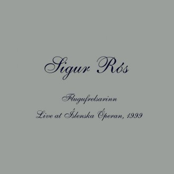 Testi Flugufrelsarinn (Live at Íslenska Óperan, 1999)