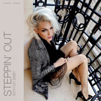 Testi Steppin' Out With My Baby - Single