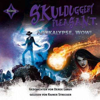 Testi Skulduggery Pleasant - Apokalypse, Wow!