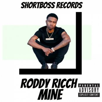 Mine                                                     by Roddy Ricch – cover art