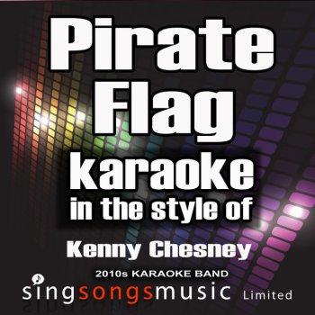 Testi Pirate Flag (In the Style of Kenny Chesney) [Karaoke Version] - Single