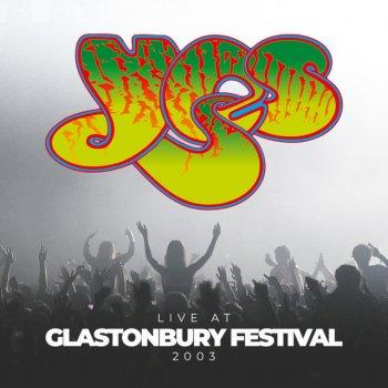 Testi Live At Glastonbury Festival 2003