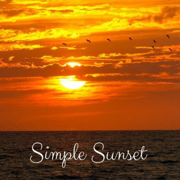 Testi Simple Sunset