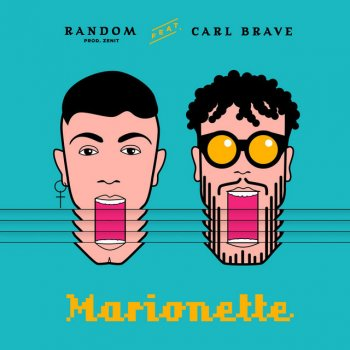 Testi Marionette (feat. Carl Brave) - Single