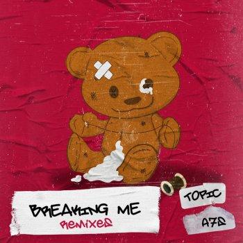 Testi Breaking Me (The Remixes) - EP
