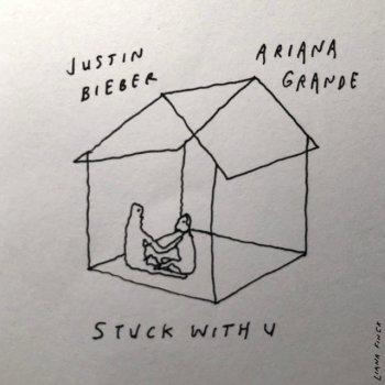 Stuck With U (with Justin Bieber) lyrics – album cover