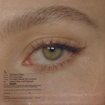 Thru These Tears lyrics – album cover