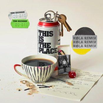 Testi This is the Place (KØLA Remix) - Single