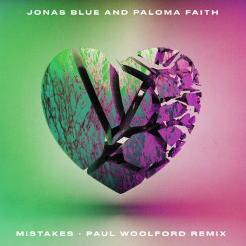 Testi Mistakes (Paul Woolford Remix) - Single
