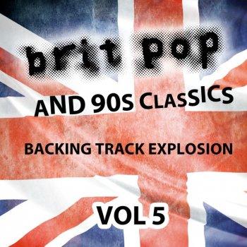 Testi Britpop and 90's Classics - Backing Track Explosion, Vol. 5