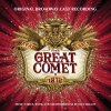 Natasha, Pierre & the Great Comet of 1812 (Original Broadway Cast Recording) Various Artists - cover art