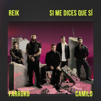 Si Me Dices Que Sí lyrics – album cover