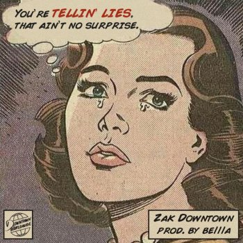 Testi Tellin' Lies - Single