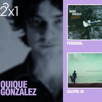 Testi 2x1 Quique Gonzalez