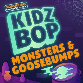 Testi KIDZ BOP Monsters & Goosebumps - Single