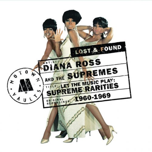 Diana Ross & The Supremes - MacArthur Park Lyrics | Musixmatch