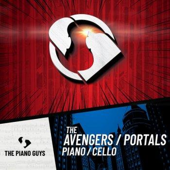 Testi Avengers/Portals - Single